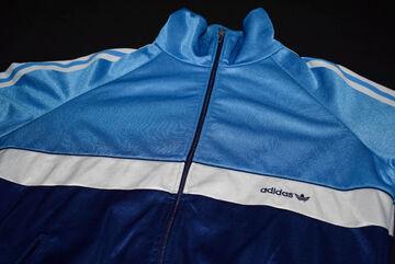 Trainingsjacke 7 vintage Jacket Track 80s 80er ca. adidas