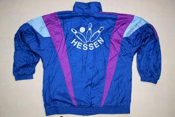 Details about Adidas Training Suit Jogging Track Jump Shell Suit Vintage 90s 90er Nylon 8 L show original title