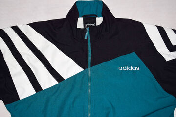Adidas Trainings Jacke Sport Jacket Track Top Jumper Vintage