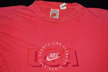 2 Nike T Shirt TShirt Sport Vintage 90er 90s Just Do It