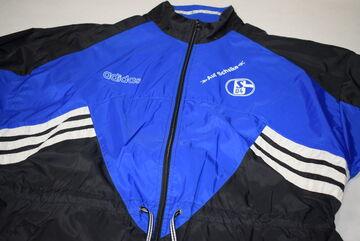 Schalke 04 Windbreaker Wind-Jacke XL