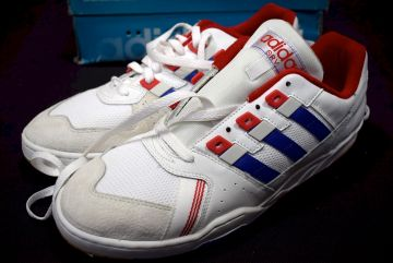 Adidas SRV Sneaker Trainers Chaussures De Sport Trainers Vintage Deadstock 1992 47 13 | eBay