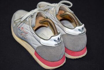 80 Adidas Chaussures of 5 le 80 Sport Vintage 1984 De titre sur d'origine Spirit the Trainers afficher Sneaker Détails S S Games A4L3R5j