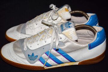 Adidas Sneaker Trainers Schuhe Vintage Handball Oldschool