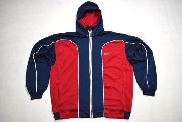 Original Nike Winterjacke dunkelblau in Gr. L Vintage 90er