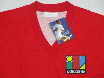 DEUTSCHLAND TRIKOT DAMEN Vintage Adidas DFB Größe 42 L XL