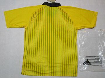 Details zu Adidas Schiedsrichter Trikot Referee Jersey Maglia Camiseta Maillot 98 WM XL NEU