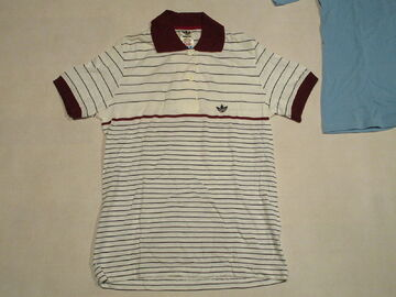 Details about Adidas Polo Polo Shirt Vintage Deadstock Tennis 80s 90s  Womens 36 38 40 NEW- show original title