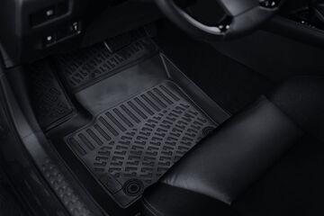 3D Gummifußmatten Gummimatten Fußmatten Automatten VW Passat B8 2015-2019 4tlg
