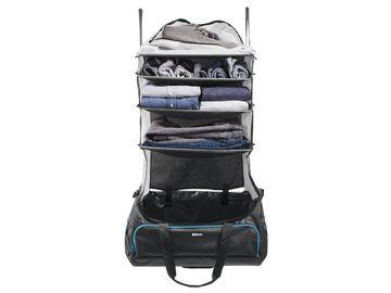 Reisetasche Mit Ausklappbarem Fachersystem Sporttasche Trolley