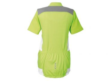 Crivit Damen Fahrradshirt T-Shirt Trikot TOPCOOL Optimale Feuchtigsregulierung