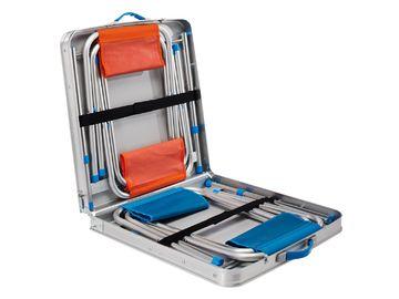 Alco tavolo valigia cm con sgabelli al