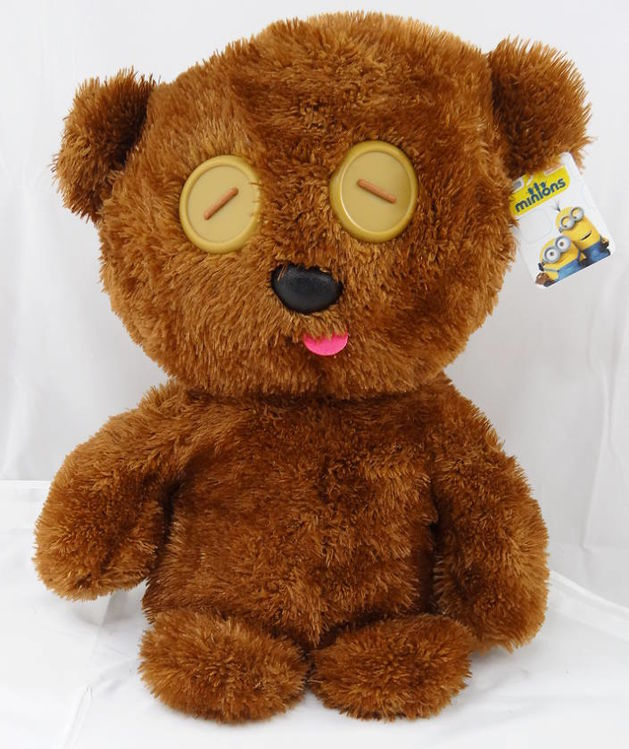 minions minion bob's teddy bär bob plüsch figur kuschel
