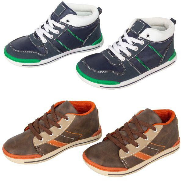 Dettagli su Bambini Stivali Sneaker per Ragazzi Scarpe Basse