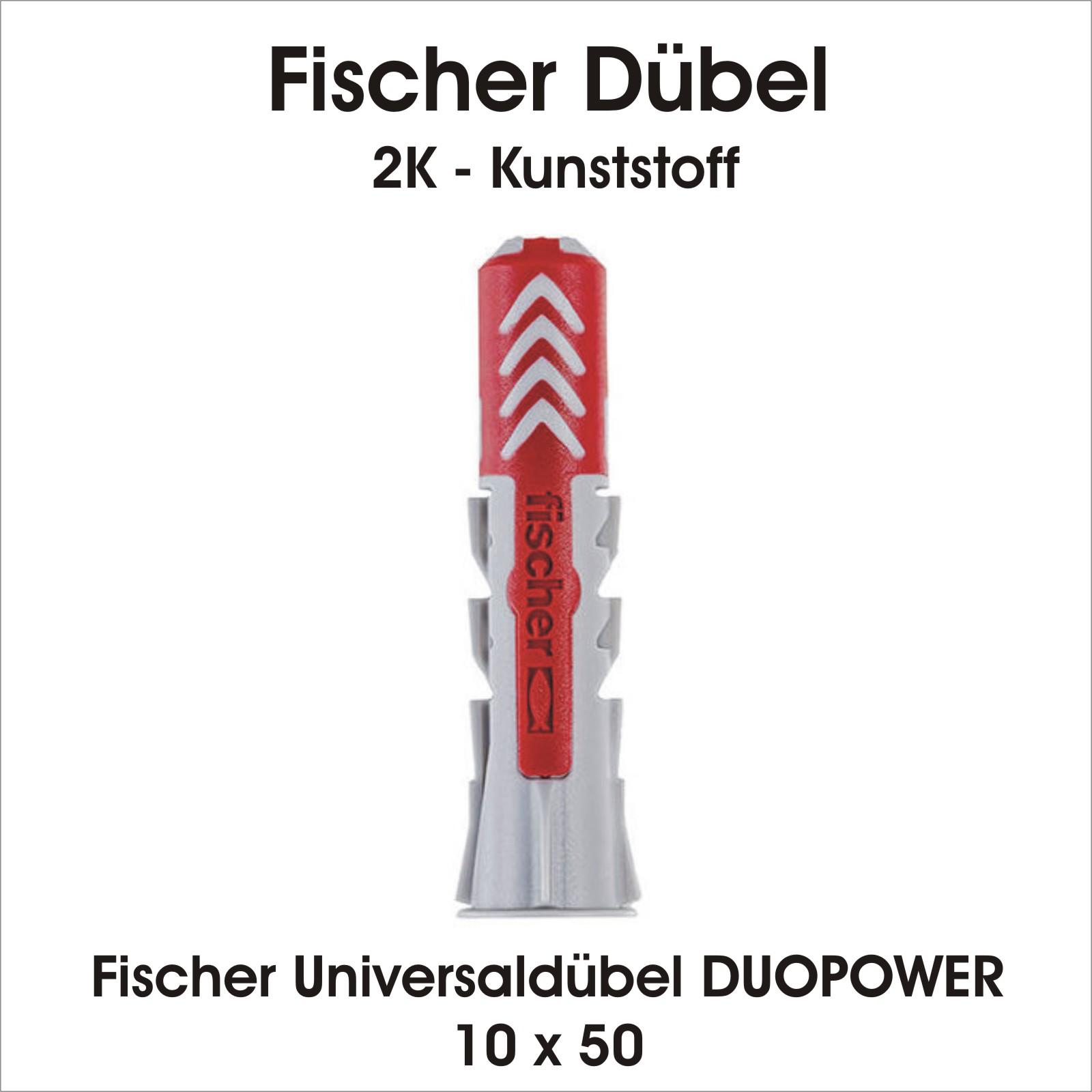 Fischer-Universalduebel-UX-mit-Rand-ohne-Rand-Duopower-Hohlraumduebel-Spreizduebel
