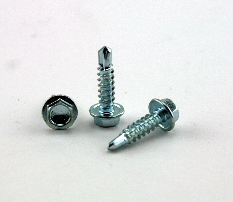 6-kant-Bohrschrauben-Blechschrauben-selbstbohrend-Verzinkt-DIN-7504-3-5-4-8-mm