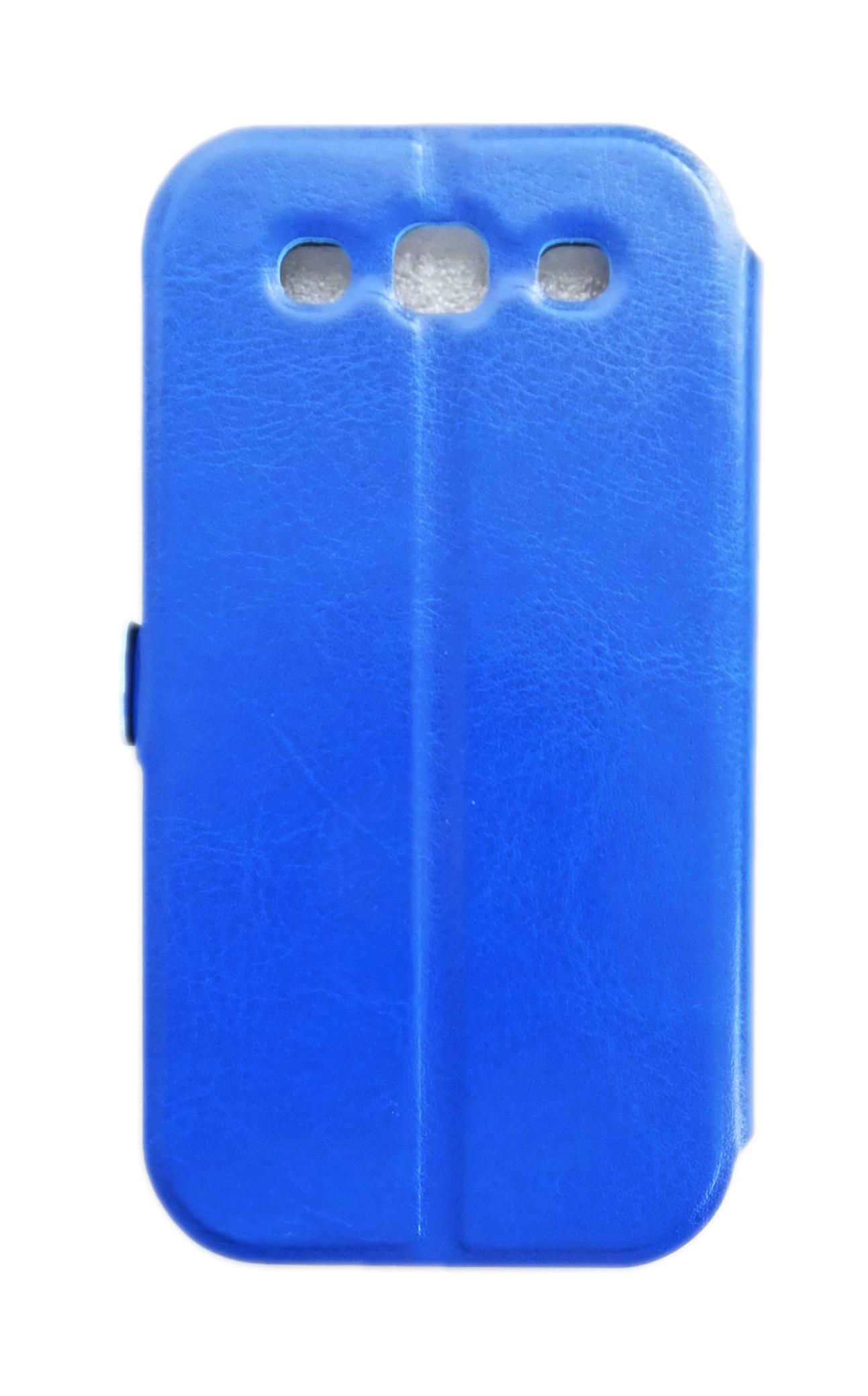 Galaxy-S3-I9300-Handytasche-Schutz-Flip-Case-Bumper-Huelle-Etui-mit-Fenster