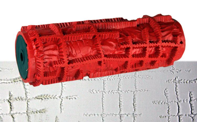 Reliefwalze Musterrolle Effekwalze Minotaurus Effektroller Musterwalze18cm