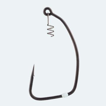 size 3//0 Titan Worm Hook BKK super slide coating