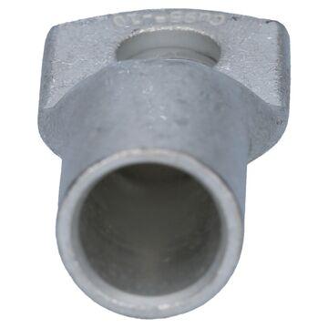 1 Stück Rohrkabelschuhe 95mm² M12 A19-M12 Kabelschuh Rohrkabelschuh Kupferrohr