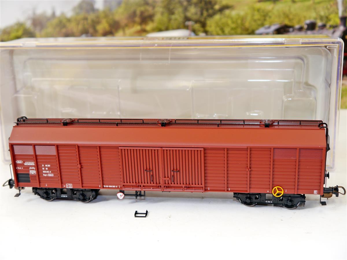 Brawa 48382 H0 ged. Güterwagen Gags Ep.IV der DR