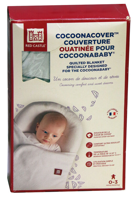 Cocoonababy Red Castle wei/ß