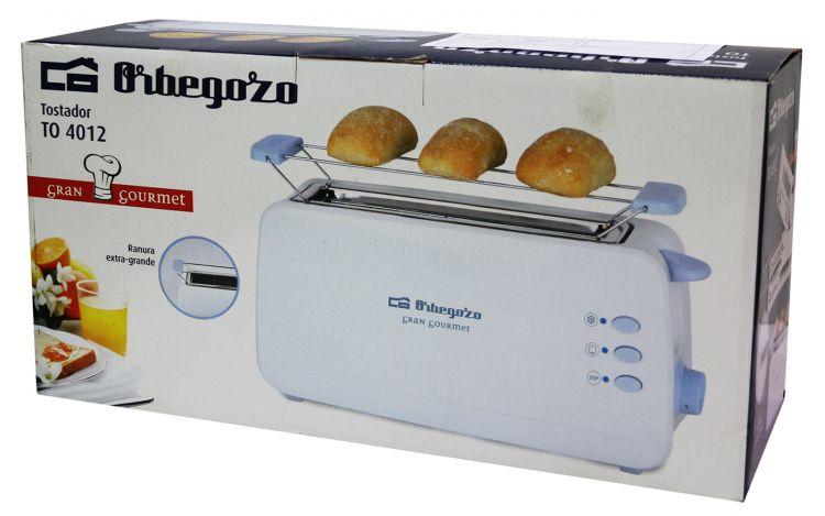 Kleiner Kühlschrank Watt : Orbegozo toaster watt langschlitztoaster blau weiß
