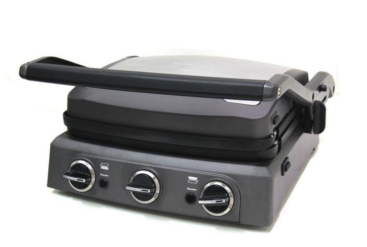 Cuisinart GR50E Multifunktionsgrill Griddler Pro Kontaktgrill ...