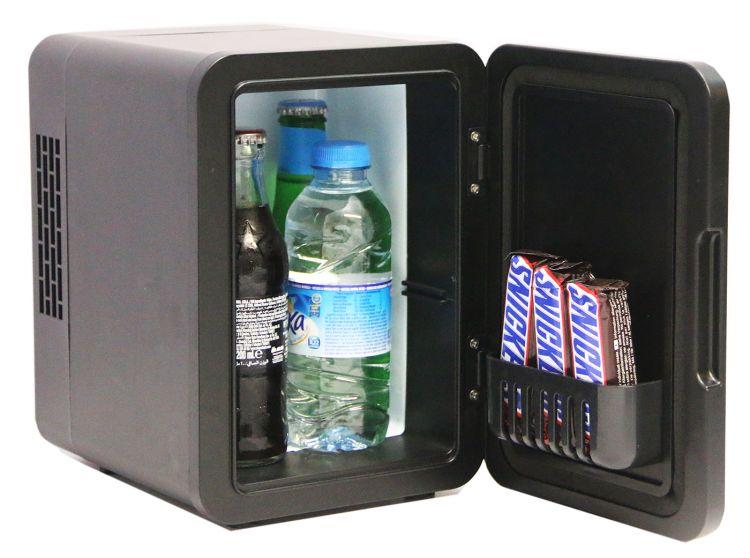 Kleiner Kühlschrank Edelstahl : Dms mini kühlschrank minibar kühlbox thermobox kühltruhe v