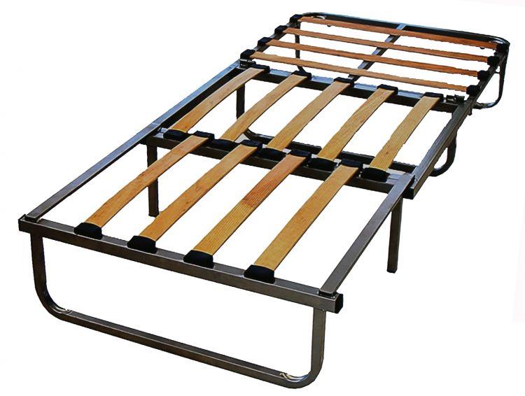 euro home g stebett mit matratze klappbett ca 80 x 180 cm faltbett np482 b ebay. Black Bedroom Furniture Sets. Home Design Ideas