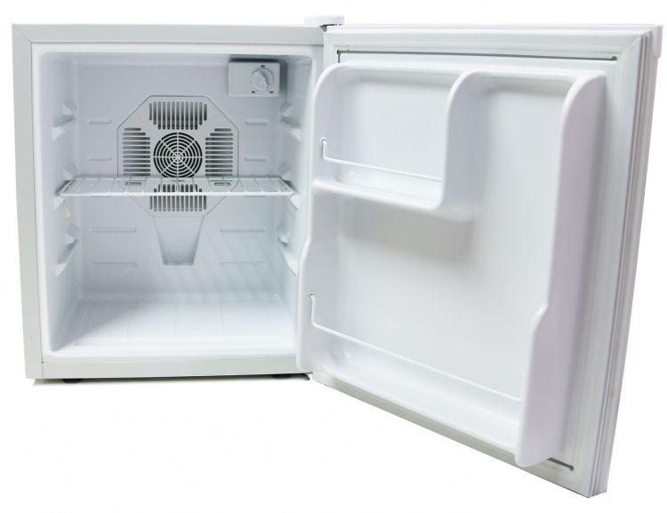 Kleiner Kühlschrank Weiß : Mini kühlschrank liter minibar nve freistehend eek