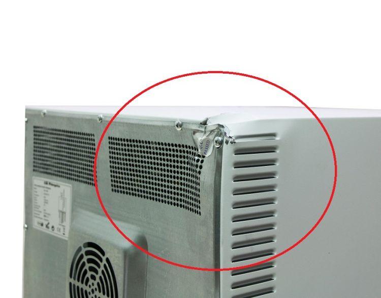 Mini Kühlschrank Unter 30 Db : Mini kühlschrank liter minibar nve freistehend eek a