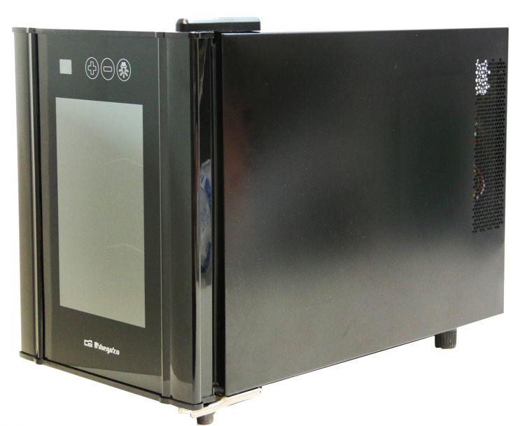 Kleiner Weinkühlschrank : Vt kleiner weinschrank weinkühlschrank weinkühler w w b