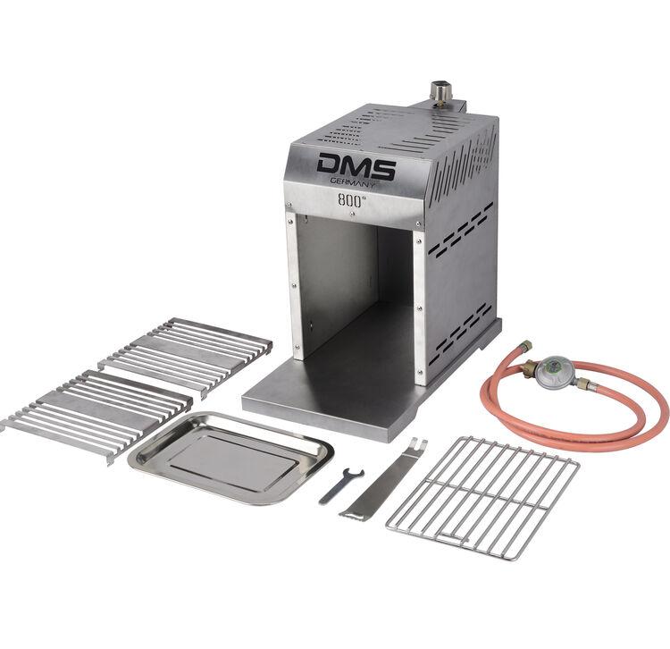 Beef Maker Hochleistungs Oberhitze Gasgrill Grill Temperaturen bis zu 800°C BBQ