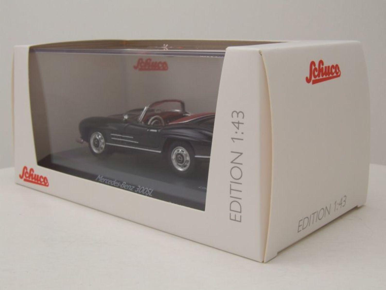 Schuco 1:43 450258800 mercedes-benz 300 SL Roadster con hardtop nuevo embalaje original