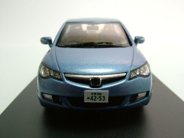 Honda Civic 2006 azul Blue 1:43 premium x pr 428 nuevo embalaje original