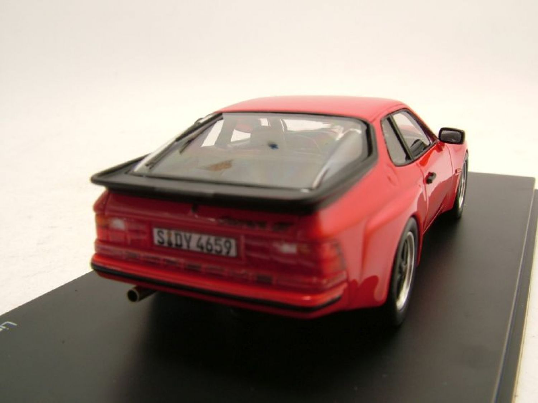 Porsche 924 Carrera GT rojo, Coche modelo 1:43 / Schuco   eBay