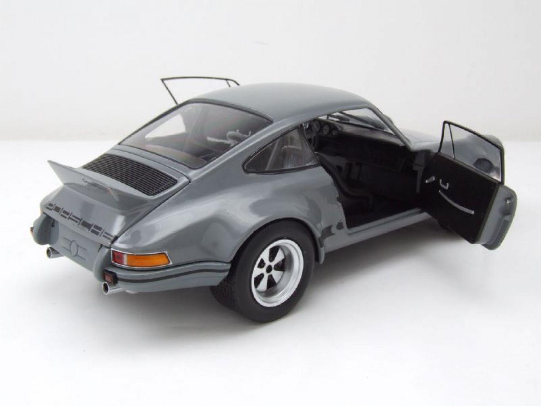 porsche 911 rsr 2 8 1974 grau modellauto 1 18 solido ebay. Black Bedroom Furniture Sets. Home Design Ideas