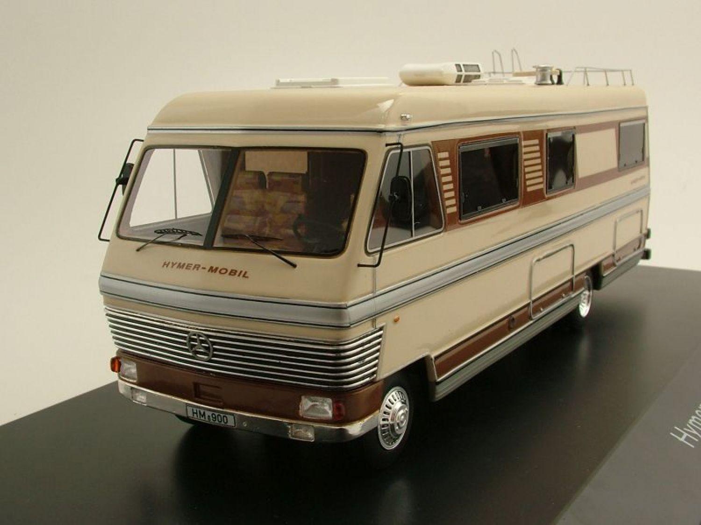 hymer hymermobil 900 beige modellauto 1 43 schuco ebay. Black Bedroom Furniture Sets. Home Design Ideas