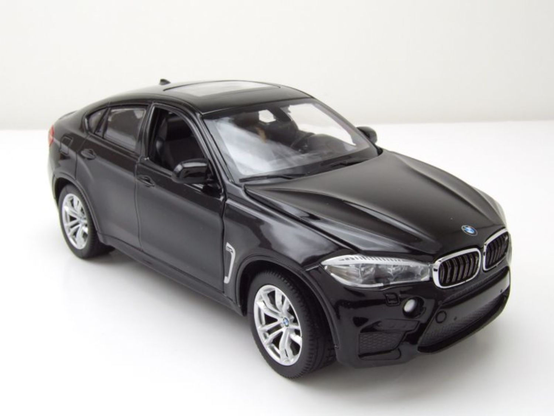 BMW i8 NERO BLACK 1:24 modello Rastar 56500