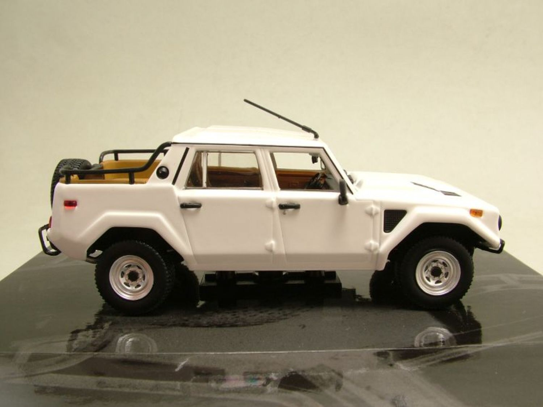 Lamborghini LM 002  1984  weiß white  1:43 Minichamps 436103375 NEU /& OVP