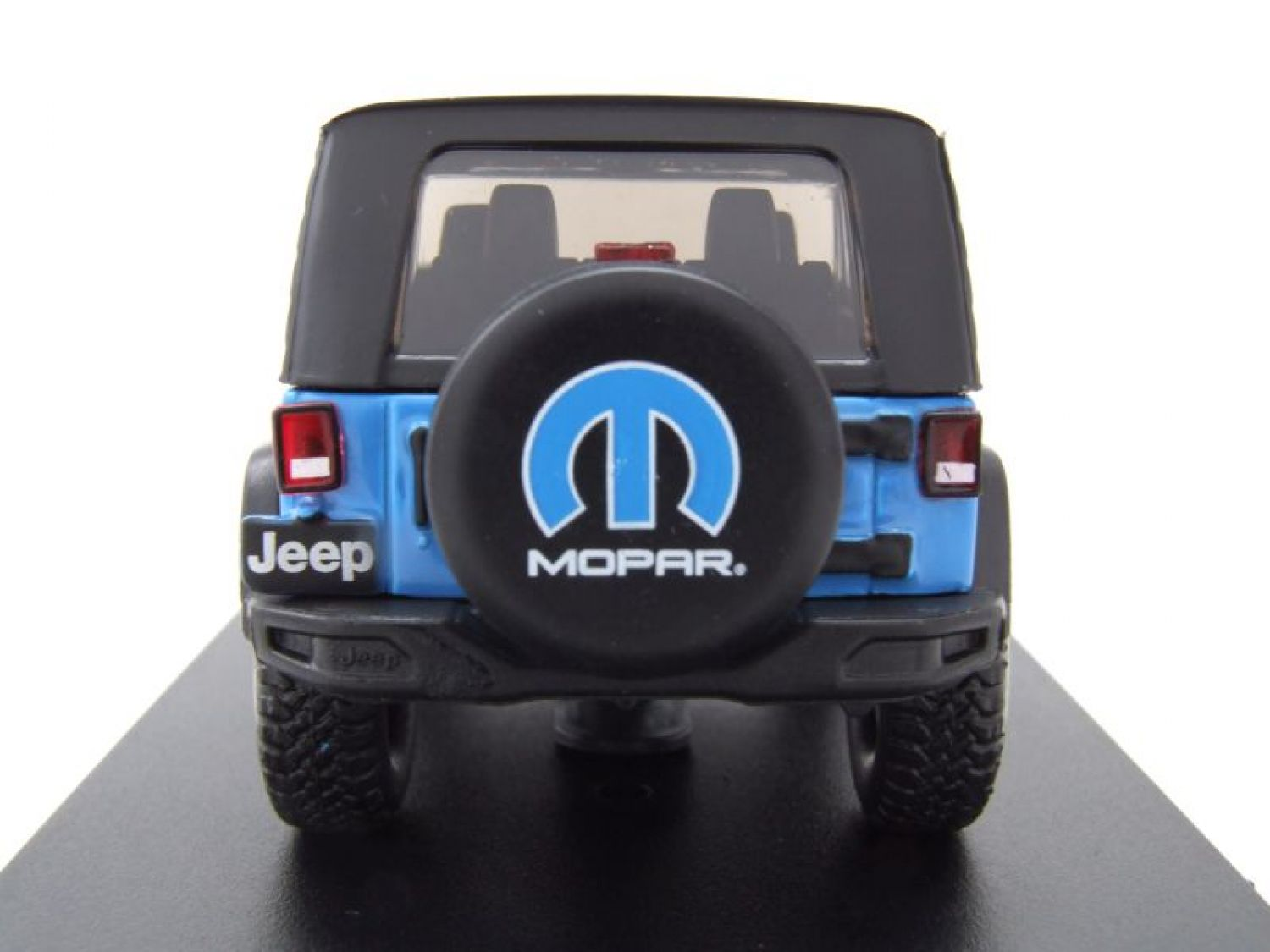 JEEP RUBICON Islander Edition 2010 BLU 1:43 Greenlight Modello di auto//DIE-CAST