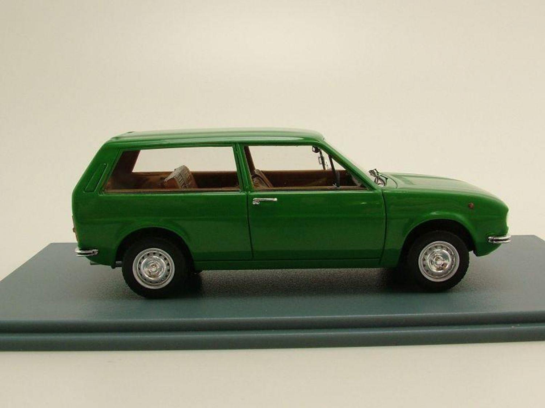 Alfa Romeo Alfasud Giardinetta 1975 grün Neo Scale Models Modellauto 1:43