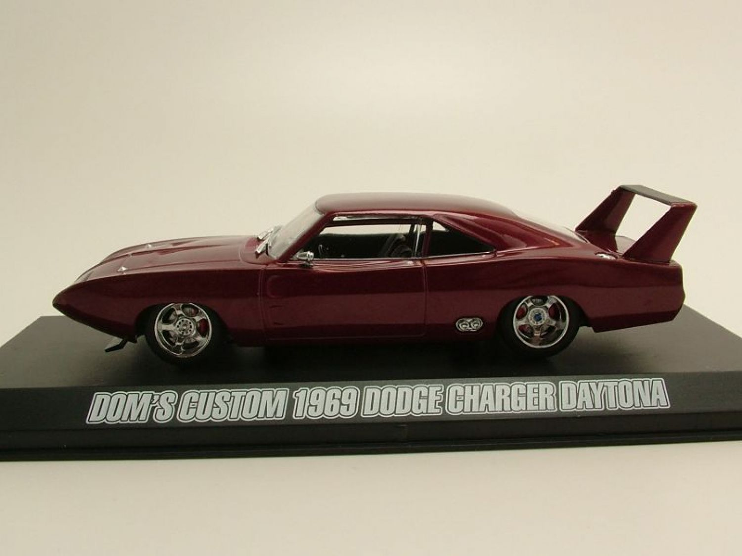Greenlight 1 43 Dom S Custom 1969 Dodge Charger Daytona Fast Furious 6 86221 Diecast Cars Trucks And Vans Diecast Cars Trucks And Vans Toys Games