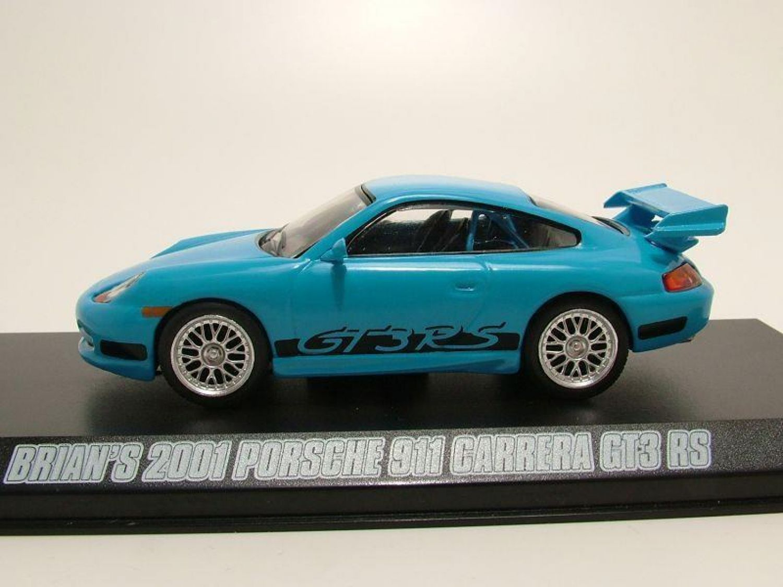 Porsche 911 Carrera GT3 RS,Brian Rápido Y Furioso 5,Coche modelo 1 ...