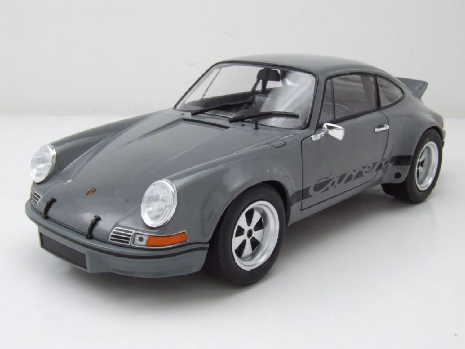 porsche 911 rsr 2 8 1974 grau modellauto 1 18 solido ebay. Black Bedroom Furniture Sets. Home Design Ideas