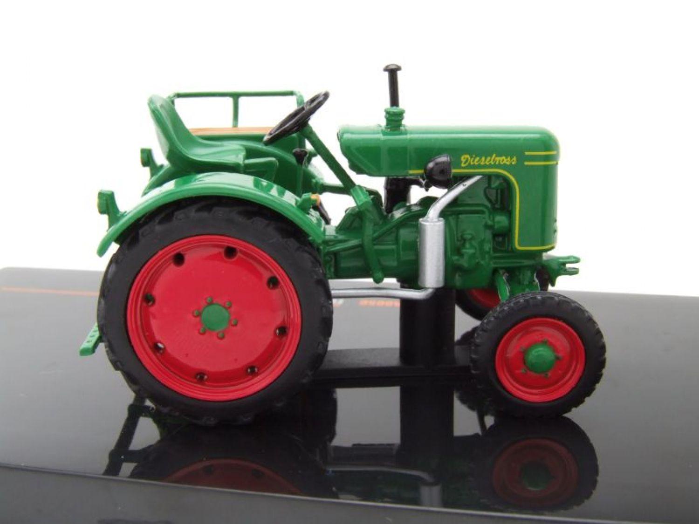 Fendt Dieselross F15 H6 Traktor 1956 grün Modellauto 1:43 ixo models