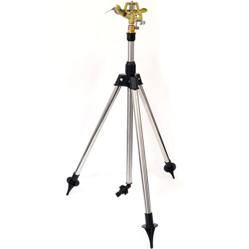 Rasensprenger Impulsregner Kreisregner Teleskopstativ Gartensprenger Sprinkler M