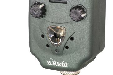 B.Richi Falcon STL Digital Bissanzeiger BLUE Typ C Ersatzgerät Funkbissanzeiger