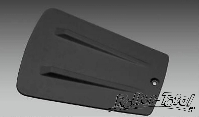 batteriefachabdeckung schwarz matt peugeot speedfight 1 2. Black Bedroom Furniture Sets. Home Design Ideas